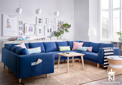 Sofa Anak Terbaru jual kursi tamua sofa blue minimalis terbaru kencana