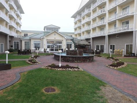 courtyard picture of garden inn outer banks