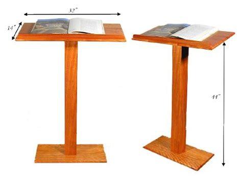 Pedestal Book Stand large contemporary mahogany pedestal bookstand