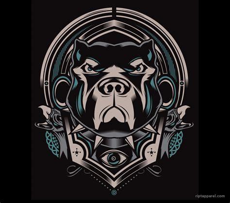 tribal pitbull tattoo designs the gallery for gt tribal pitbull