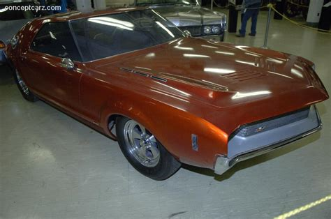 what is amercial motor vehicle 1966 amc amx prototype conceptcarz