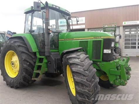 Eding Kw Top Size Kantoran used deere 7800 tractors year 1994 for sale