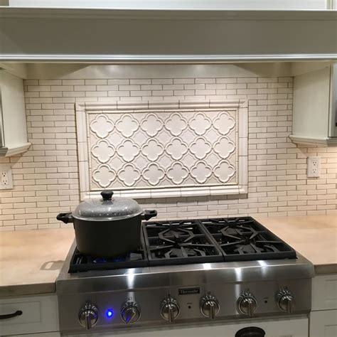 19 best kitchen backsplash tile plaque tile medallion