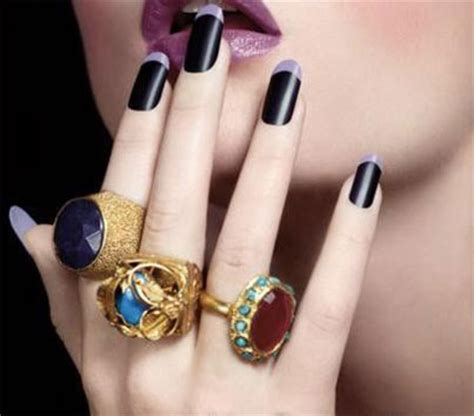 simple nail art designs 2014 very easy black nail art designs ideas 2013 2014