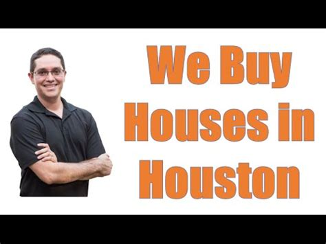 we buy houston houses access youtube