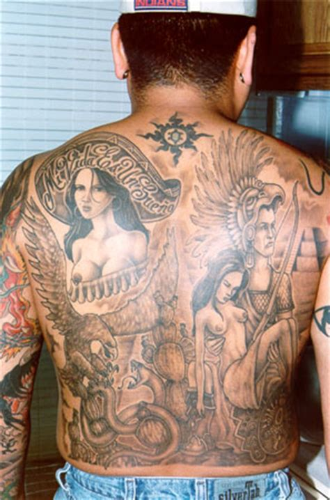 andy farley back tattoo video tattoos evolved body art
