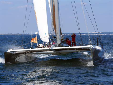 racing catamaran hull racing maxi catamaran multihull yacht charter