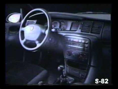 opel brazil propaganda comercial gm chevrolet opel vectra cd gls 1997