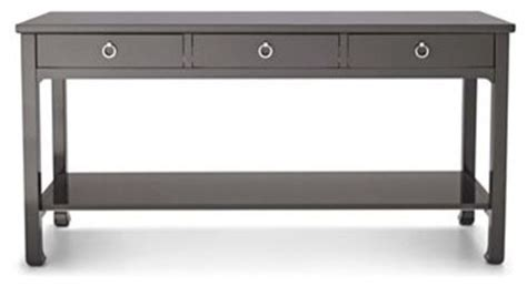 96 inch console table chic by jonathan adler crescent heights 60 inch