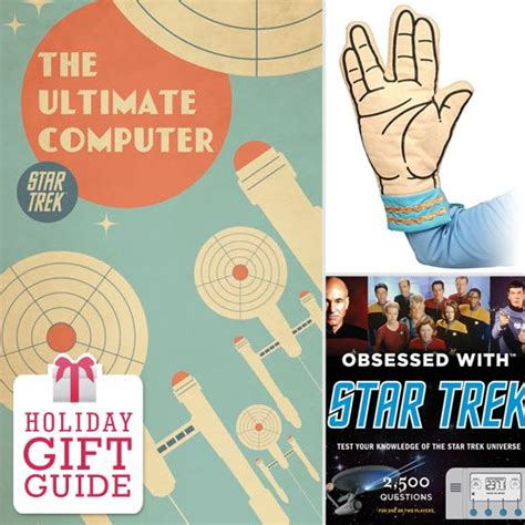 gifts for star trek fans star trek gifts popsugar tech