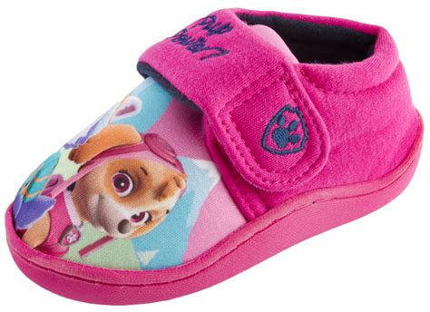 paw patrol slippers paw patrol slippers character everest flat