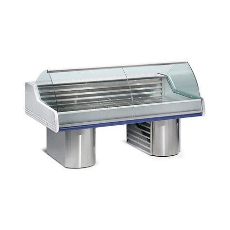 Comptoir Refrigere by Comptoir Vitrine Refrigeree Poissonnerie L2000mm Achat
