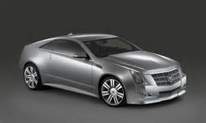 2008 Cadillac Cts Coupe 2008 Cadillac Cts Coupe Concept Gm Authority