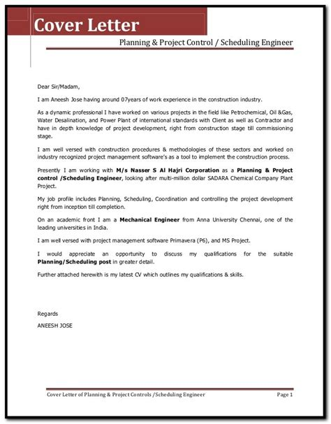 Planning Cover Letter by Cover Letter For Demand Planner Cover Letter Resume Exles Kewlj59zp7