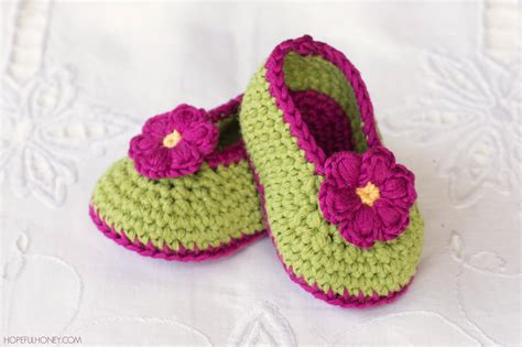 Baby Dress Baby Shoes crochet baby shoe free patterns