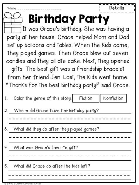 read respond close reading activities  grade