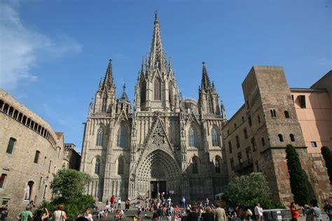 soggiornare a barcellona cattedrale di sant eulalia a barcellona fidelity viaggi
