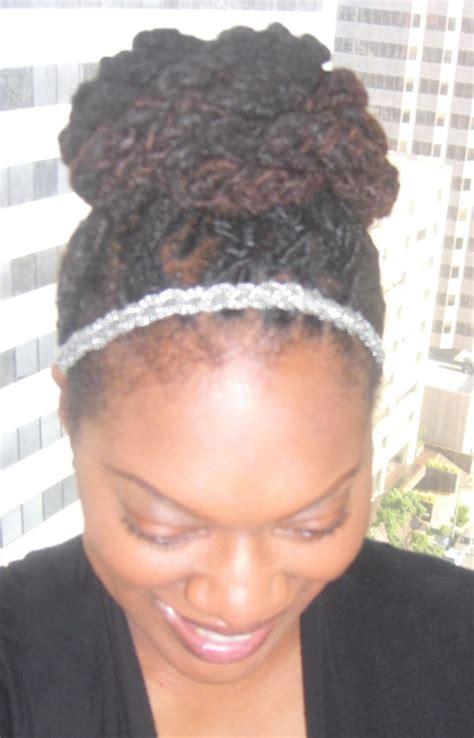loc a loc headband loc a loc headband styler newhairstylesformen2014 com