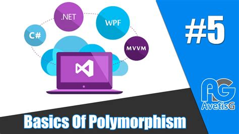 tutorial for visual c beginners c tutorial for beginners part 5 basics of polymorphism