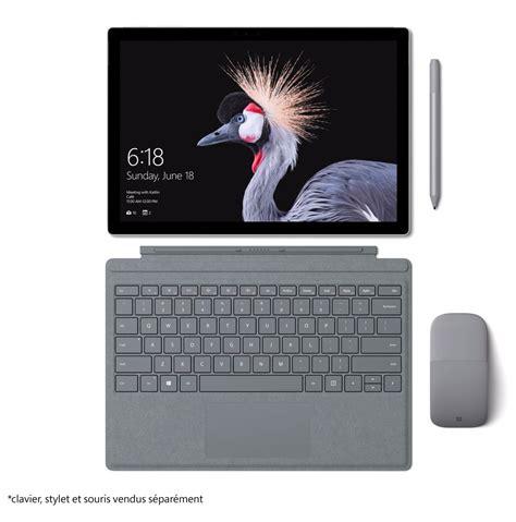 Microsoft Surface Pro 5 I7 microsoft surface pro 5 i7 1 to 16 go achetez au