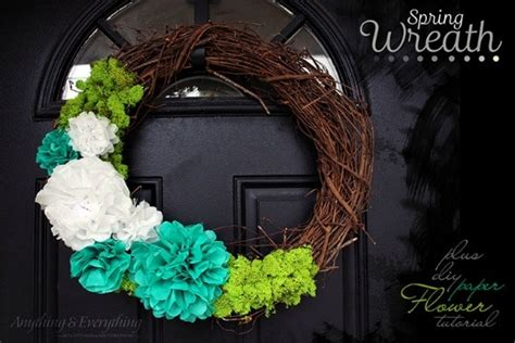whimsical spring forsythia wreath jenna burger 15 diy spring wreath ideas