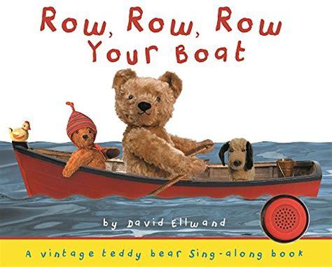 row row row your boat by iza trapani new row row row your boat by patricia linder ebay