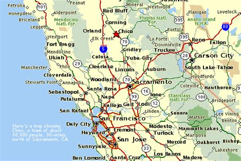 chico state map chico california map california map