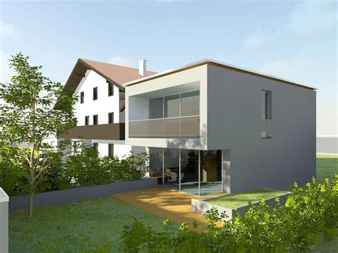 Moderner Anbau An Altes Haus 4956 by Haus Mit Anbau Indoo Haus Design