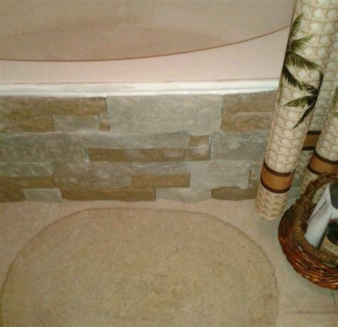 airstone bathtub airstone around my garden tub bathroom ideas pinterest