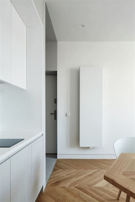 minimalist studio apartment a minimalist studio apartment in krakow design milk