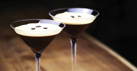 martini coffee the best espresso martini recipe