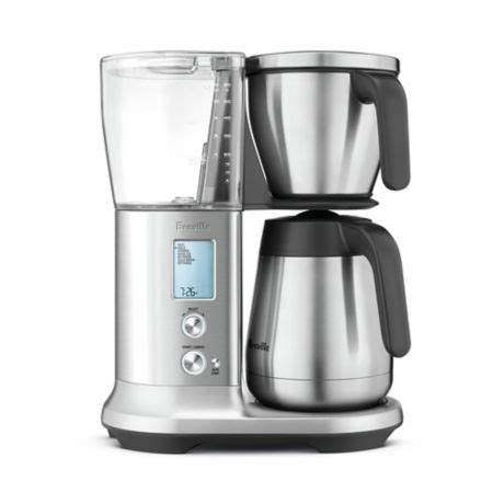 breville precision brewer thermal buy breville 174 precision brewer 12 cup thermal coffee