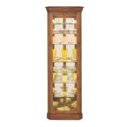Traditional Corner Curio Cabinet Oak Corner Curio Cabinets Traditional Oak Curio Cabinet