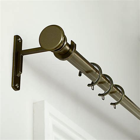 curtain pole bend buy john lewis made to measure classic bay bend curtain