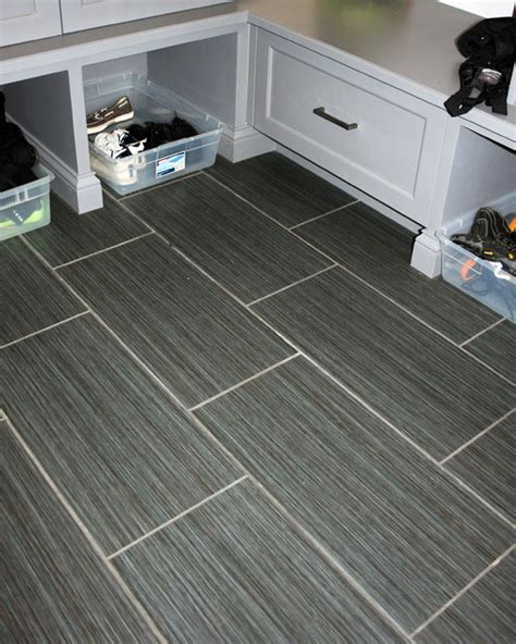 Best Flooring For Laundry Room Great Western Flooring Laundry Mud Rooms Laundry Room Chicago By Great Western