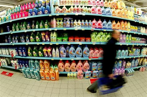 Carefour Voucher 1000000 washing powder cartel fined for price fixing eco products the times