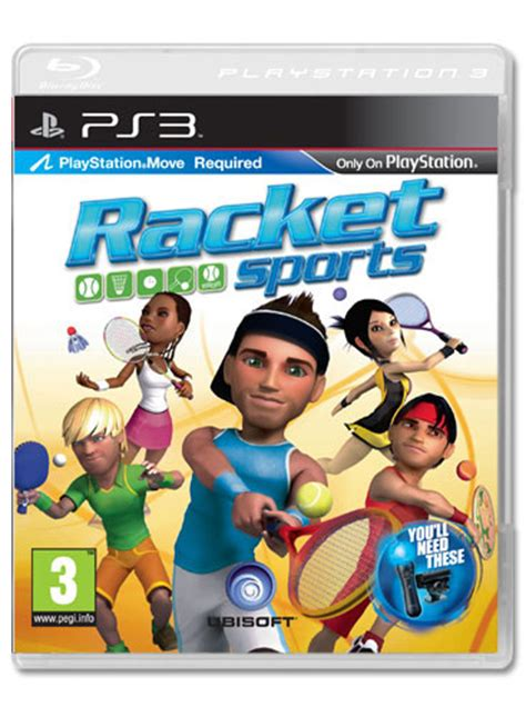 Kaset Ps3 Bd Playstation Move Heroes test racket sports ps3 page 1 gamalive