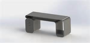 Future Desks by Future Desk Free 3d Model Sldprt Sldasm Slddrw Cgtrader