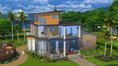 Tiny Houses Airbnb by Plaatje Van Bouwmodus En Nieuw Huis In Sims 4 Sims 4
