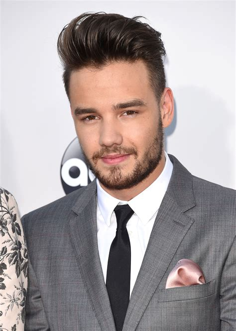 Liam Payne liam payne says is healthy and strong