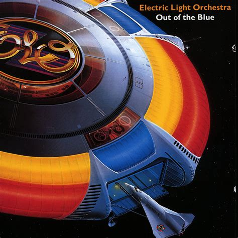 Electric Light Orchestra by Musicotherapia Electric Light Orchestra Out Of The Blue