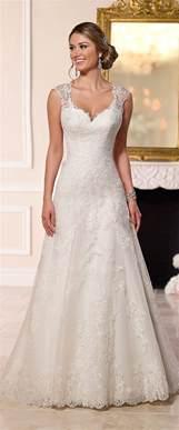wedding dresses with straps best 25 wedding dress straps ideas on