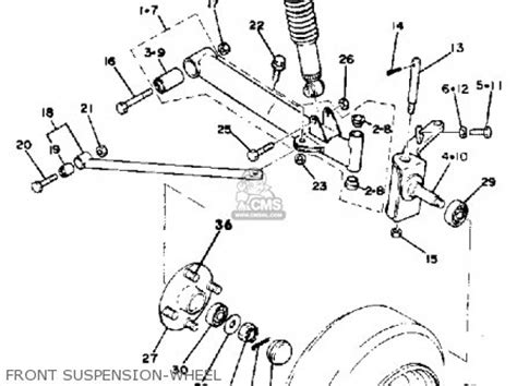1981 yamaha g1 golf c wiring diagram 1981 free engine
