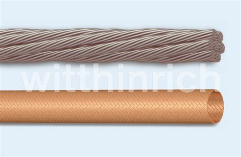 soft electrical conductors copper conductor soft tinned and bare multi wire witthinrich gmbh