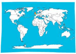 Scotland World Map by Scotland On World Map Related Keywords Amp Suggestions