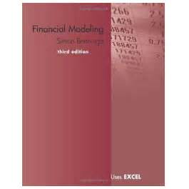 the financial modellers vba compendium 1 books financial modeling by simon benninga