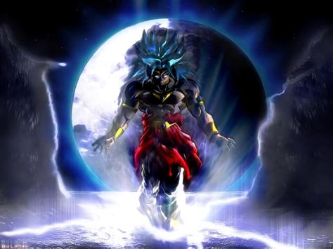 I Anime Z by The Legendary Saiyan Hd Wallpaper Background Image