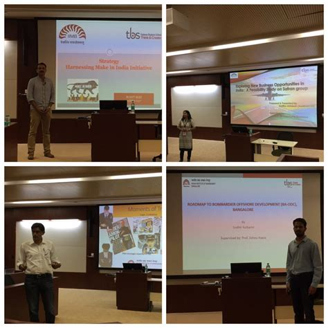 Aerospace Mba Iimb by Excellent Presentations On Aerospace Topics Carried
