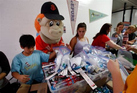 operation care and comfort san jose giants host operation care and comfort event to