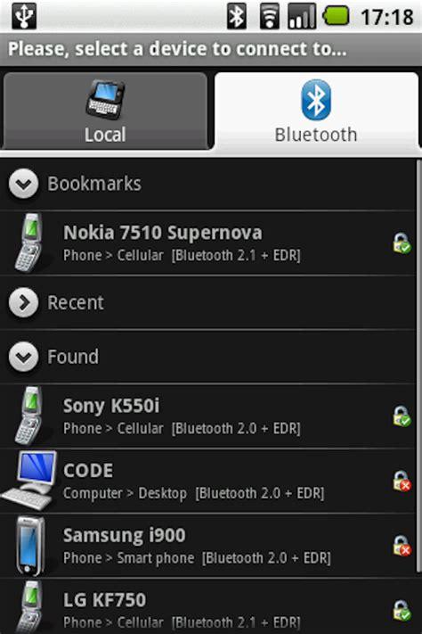 bluetooth ftp apk bluetooth file transfer for android garra4soft